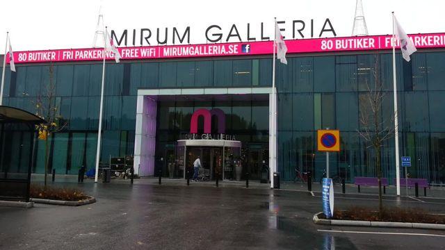 mirum galleria butiker