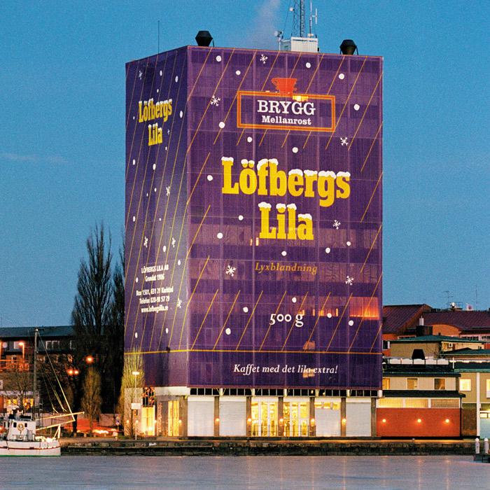 löfbergs lila shop