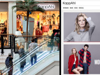 Kappahl opens for online business in Norway and Finland.
