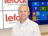 Trond Samuelsen, CEO of Lefdal.