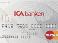 ICA BankenBankkort PlusMastercard