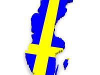 3D Map Of Sweden