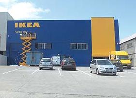 Ikea Tene