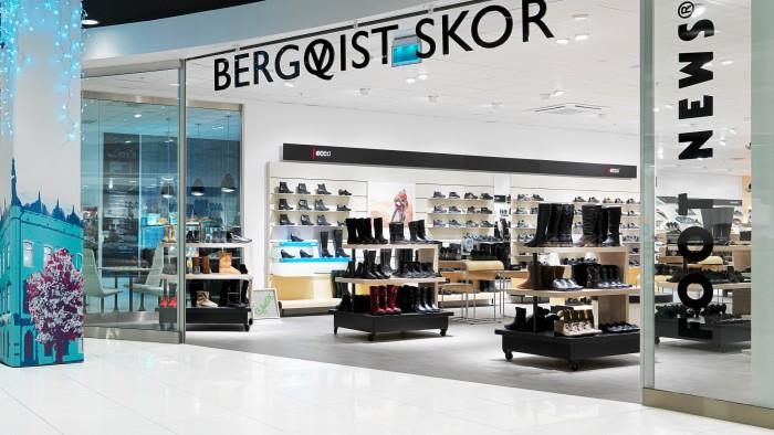Bergqvist Skor to launch four differentiated online stores