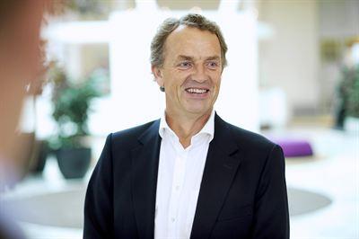 Anders Strålman, CEO Axfood