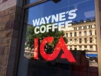 Ica Waynes coffe