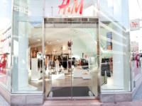 Exterior view of H&M store in Stockholm, Sweden. Photographer: Mattias Bardå/H&M