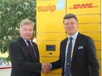 Tommi Kasurinen, Kesko, and Peter Ervasalo, DHL.