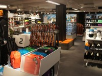 Stadium Ski - Ski department in Levi-store.