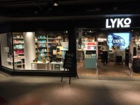 Lyko in Mood Stockholm opened in September.
