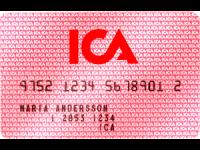 ICA kundkort